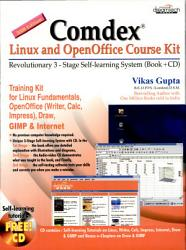 Comdex Linux   Open Office Course Kit 2008 Edition  W Cd  PDF