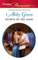 Secrets of the Oasis PDF