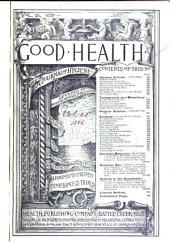 Good Health: Volume 21