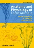 Anatomy and Physiology of Farm Animals PDF