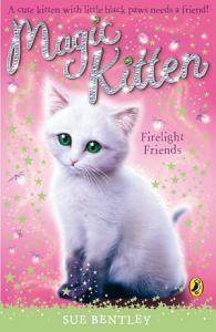 Magic Kitten  Firelight Friends Book