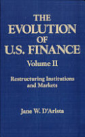 The Evolution of U S  Finance  Federal Reserve monetary policy  1915 1935 PDF