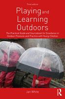Playing and Learning Outdoors PDF