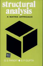 Structural Analysis : a Matrix Approach