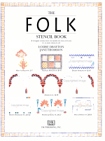 The Folk Stencil Book