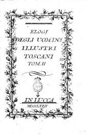 Elogj Degli Uomini Illustri Toscani