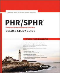 Phr Sphr Professional In Human Resources Certification Deluxe Study Guide Book PDF