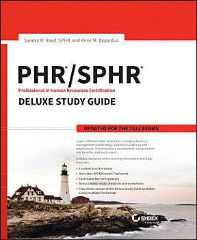 PHR   SPHR Professional in Human Resources Certification Deluxe Study Guide PDF