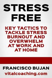 Stress Free! - Key Tactics To Tackle Stress, Burnout Or Overwhelm At Work And At Home
