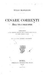 Cesare Correnti: nella vita e nelle opere
