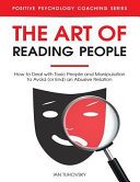 The Art of Reading People Book