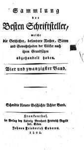 Neuere Geschichte der Deutschen: Ferdinand II. : vom Jahre 1620 - 1630, Band 8