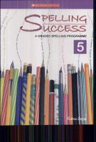 Spelling Success 5 PDF