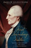 First Founding Father PDF