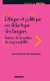 Ethique et politique en didactique des langues - Ebook
