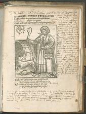 Diogenis Cynici Philosophi Secta: Cratis philosophi Cynici epistolae elegantissimae