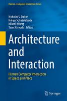 Architecture and Interaction PDF