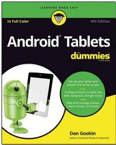 Android Tablets For Dummies: Edition 4