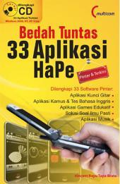 Bedah Tuntas 33 Aplikasi Hape