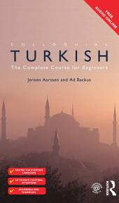 Colloquial Turkish: The Complete Course for Beginners, Edition 2