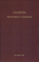 Lesarten PDF