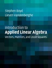 Introduction to Applied Linear Algebra PDF