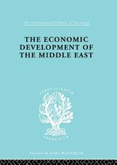 The Economic Development of the Middle East