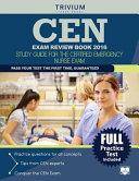 CEN Exam Review Book 2016 PDF