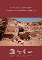 Risk Management at Heritage Sites  A Case Study of the Petra World Heritage Site PDF