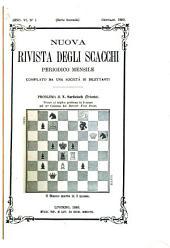 Nuova rivista degli scacchi