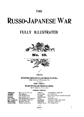 Russo-Japanese War: Volume 3