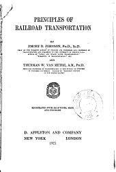 Principles of railroad transportation