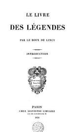 Le livre des légendes