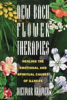 New Bach Flower Therapies PDF