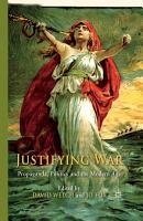 Justifying War PDF