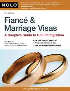 Fiance   Marriage Visas Book