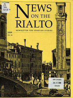 News on the Rialto PDF