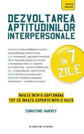 Dezvoltarea aptitudinilor interpersonale