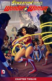 Sensation Comics Featuring Wonder Woman (2014-) #12
