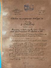 École (Impériale) Spéciale Militaire [de Saint-Cyr]: 1866/67,[1]