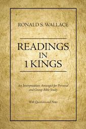 Readings in 1 Kings