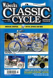 WALNECK'S CLASSIC CYCLE TRADER, JULY 2006