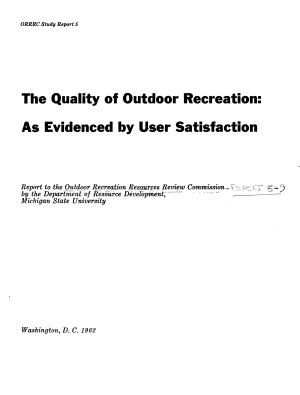 Public Outdoor Recreation Areas PDF