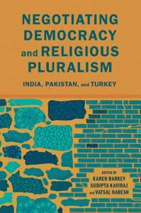 Negotiating Democracy and Religious Pluralism PDF