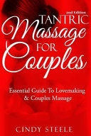 Tantric Massage For Couples Book PDF