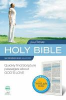 Find Love  NIV VerseLight Bible PDF