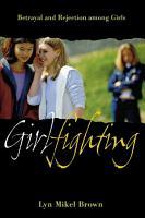 Girlfighting PDF