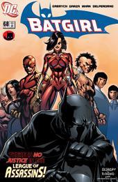 Batgirl (2000-) #68