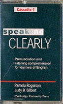 Speaking Clearly Cassettes (2)