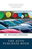 The Auto Purchase Book